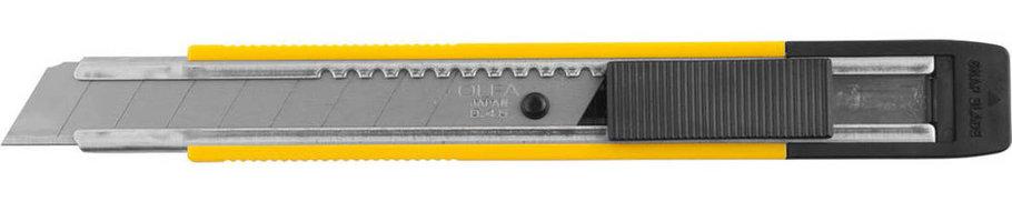 Нож для работ средней тяжести AUTO LOCK, OLFA 12.5 мм (OL-MT-1), фото 2