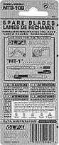 Лезвия сегментированные для OL-MT-1, OLFA 12,5 мм (OL-MTB-10B), фото 2