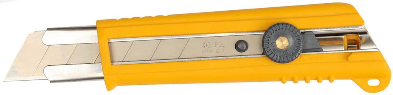 Нож с выдвижным лезвием OLFA 25 мм (OL-NH-1)