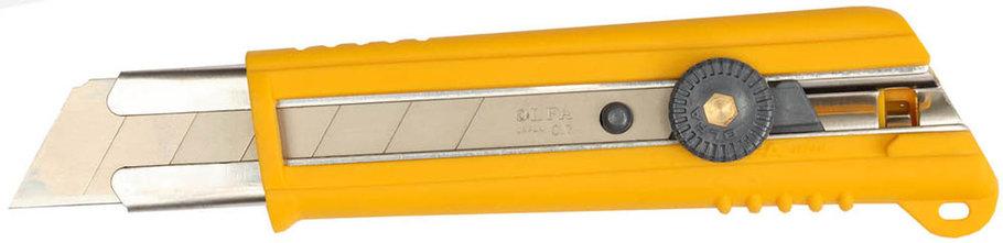 Нож с выдвижным лезвием OLFA 25 мм (OL-NH-1), фото 2