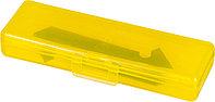Лезвия двухсторонние для резака OLFA 3 шт., 61х13(16)х0,6 мм (OL-PB-800)