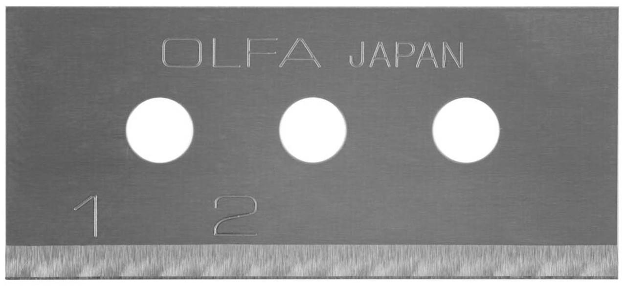 Лезвие специальное для ножа OLFA 17.8 мм (OL-SKB-10/10B)