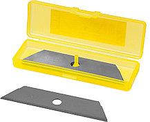 Лезвие трапециевидное для ножа OLFA 5 шт., 17.5х72х0.6 мм (OL-SKB-2/5B), фото 3