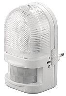 Светильник ночник СВЕТОЗАР 9х9х19.5 мм, с датчиком движения (SV-57991)