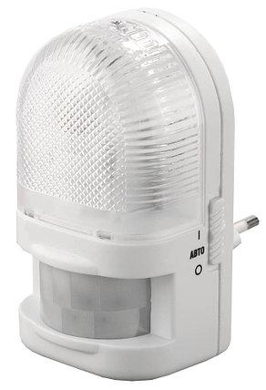 Светильник ночник СВЕТОЗАР 9х9х19.5 мм, с датчиком движения (SV-57991), фото 2