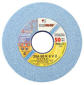 Круг заточной абразивный ЛУГА 125х20х32 мм (3655-125-20)