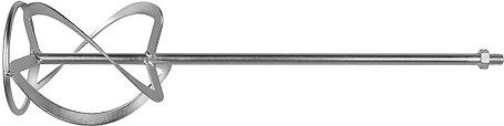Насадка для миксера ЗУБР снизу/вверх, М14 (ЗМРН-1-120-02_z01), фото 2