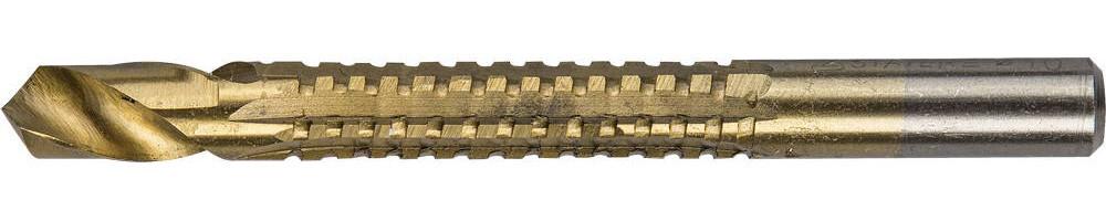 Сверло фрезеровальное по дереву и тонколистовому металлу STAYER 10х110 мм (2996-10)