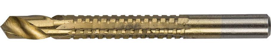 Сверло фрезеровальное по дереву и тонколистовому металлу STAYER 10х110 мм (2996-10), фото 2