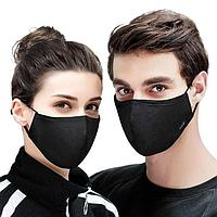 Маски оптом хб. Многоразовая маска с логотипом