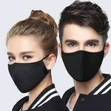 Защитная многоразовая маска хб
