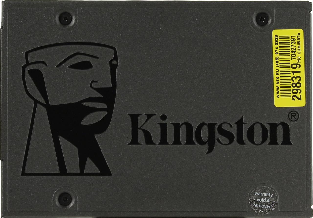 """Твердотельный накопитель SSD Kingston 240 GB (2.5"""")"""