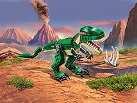 LEGO Creator 31058 Грозный динозавр, конструктор ЛЕГО