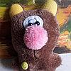Мягкая игрушка ручной работы мишка ( собачка в ассортименте 16см ), фото 5