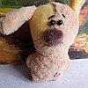 Мягкая игрушка ручной работы мишка ( собачка в ассортименте 16см ), фото 4
