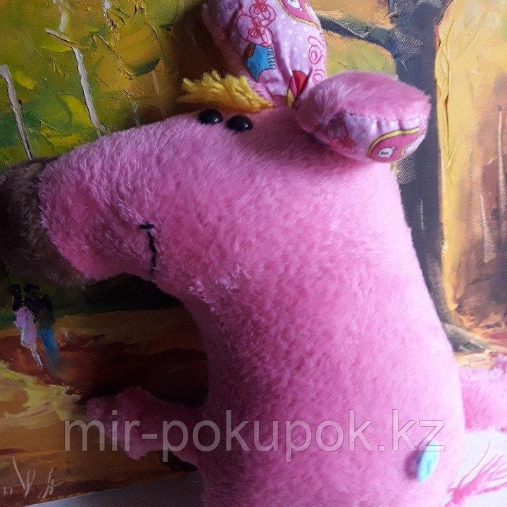 Мышка Ритка ручной работы  (34 см )