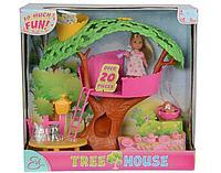 Набор кукла Еви Домик на дереве