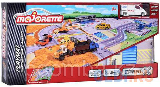 Majorette Creatix Construction