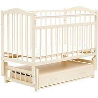 Кровать детская Bambini Классик M 01.10.10 Слоновая кость