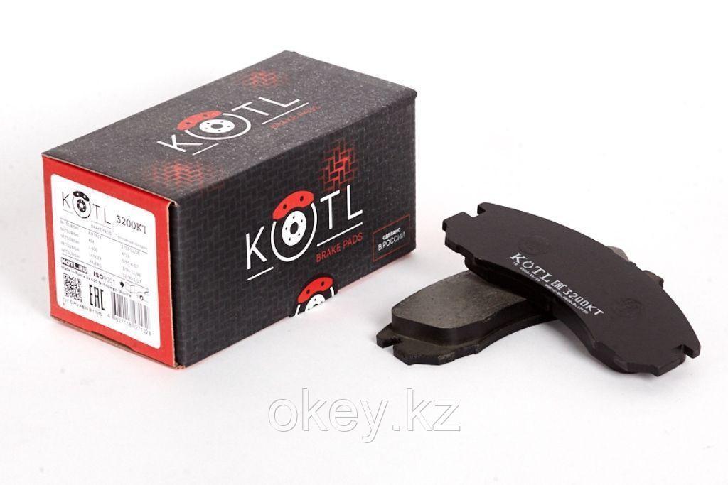 Тормозные колодки Kötl 3200KT - фото 2