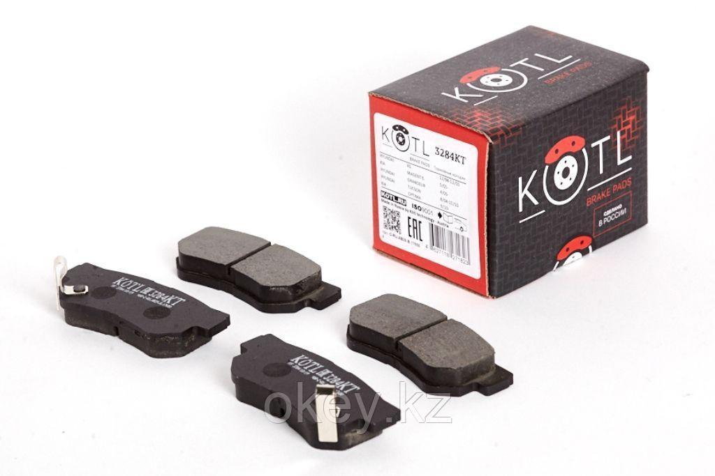 Тормозные колодки Kötl 3284KT