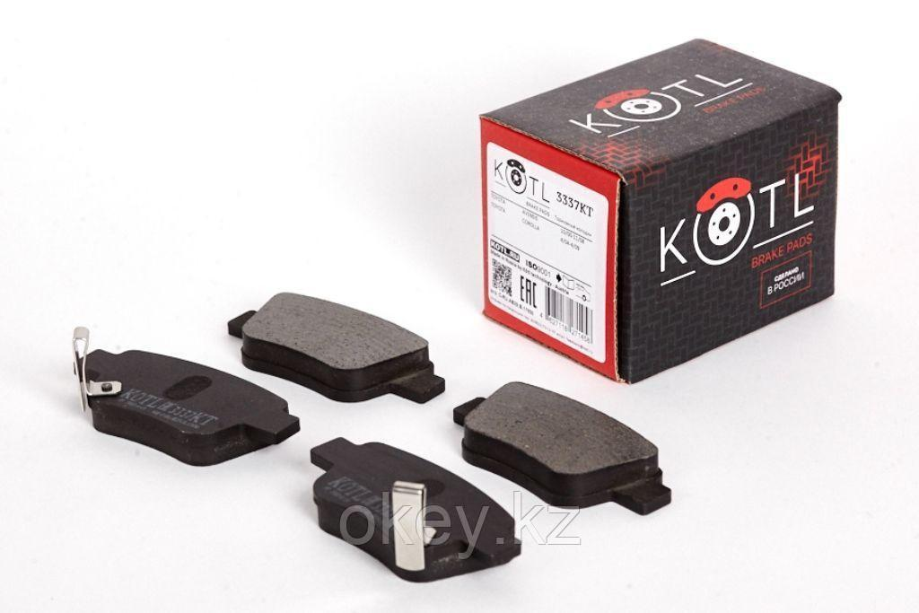 Тормозные колодки Kötl 3337KT