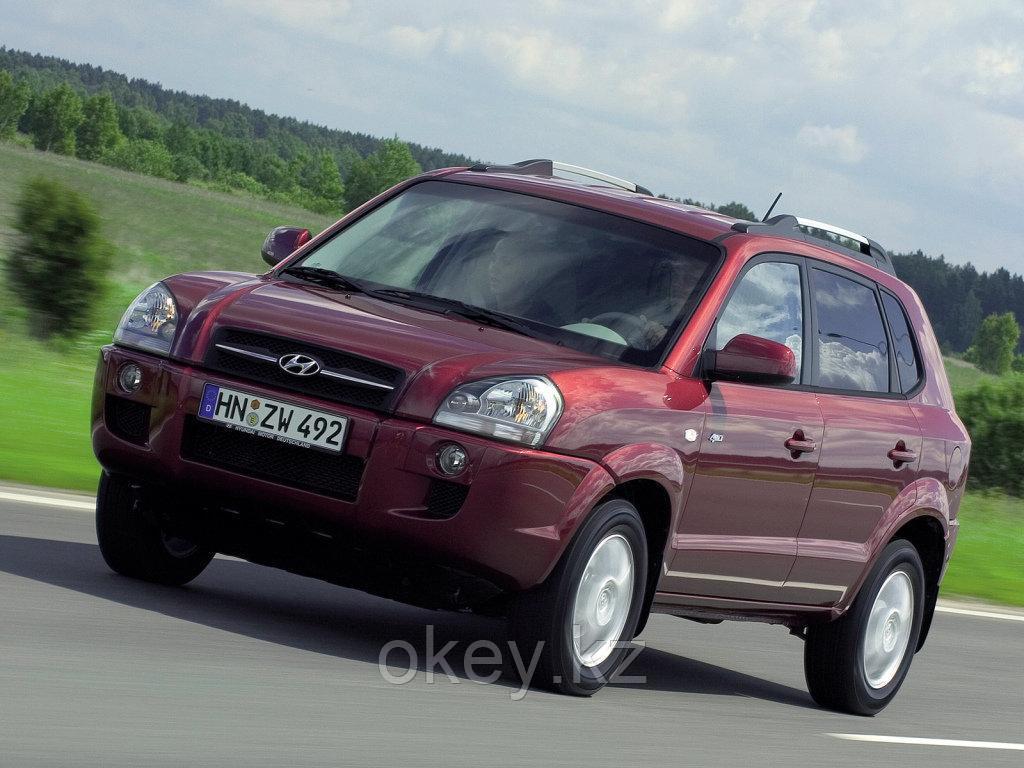 Тормозные колодки Kötl 3352KT для Hyundai Tucson I (JM) 2.0 CRDi 4WD, 2006-2010 года выпуска.