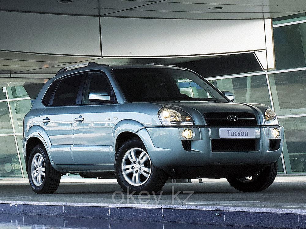 Тормозные колодки Kötl 3352KT для Hyundai Tucson I (JM) 2.0 4WD, 2004-2010 года выпуска.