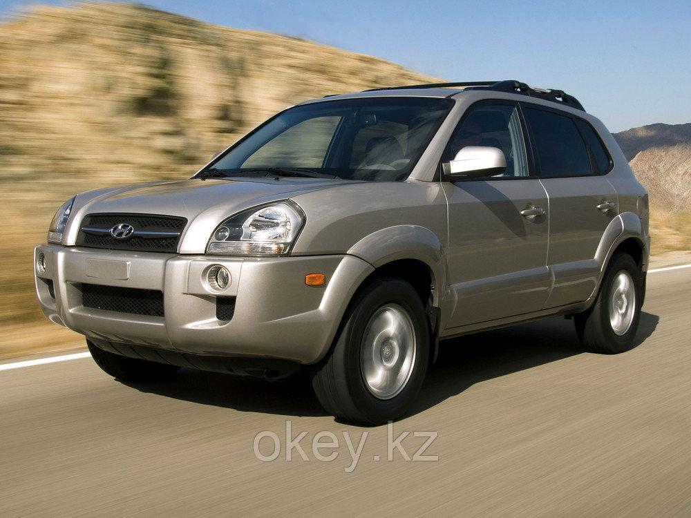 Тормозные колодки Kötl 3352KT для Hyundai Tucson I (JM) 2.7 4WD, 2004-2010 года выпуска.