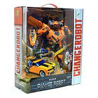 Changerobot: Робот-трансформер, желтый, фото 1