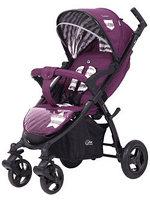 "Коляска детская ""JAZZ Trends"" RA004 Lines purple"
