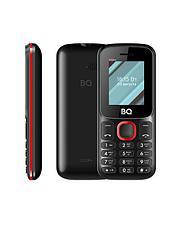 Мобильный телефон BQ-1848 Step+ black+red