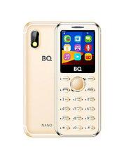 Мобильный телефон BQ-1411 Nano Золотой