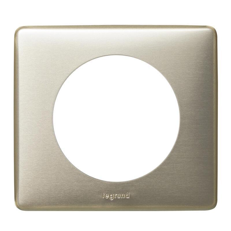 Legrand 068901 Рамка 1п Титан CLN /  68901