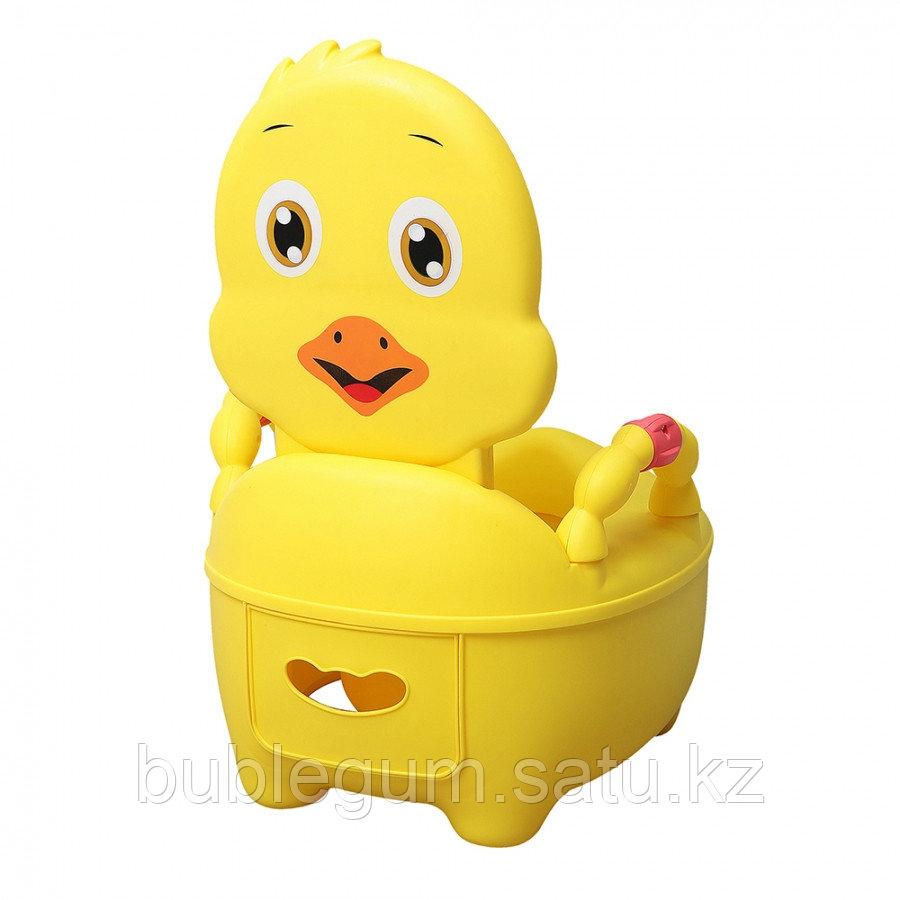 PITUSO Детский горшок ЦЫПЛЕНОК Желтый YELLOW 36,5*31,5*46 см