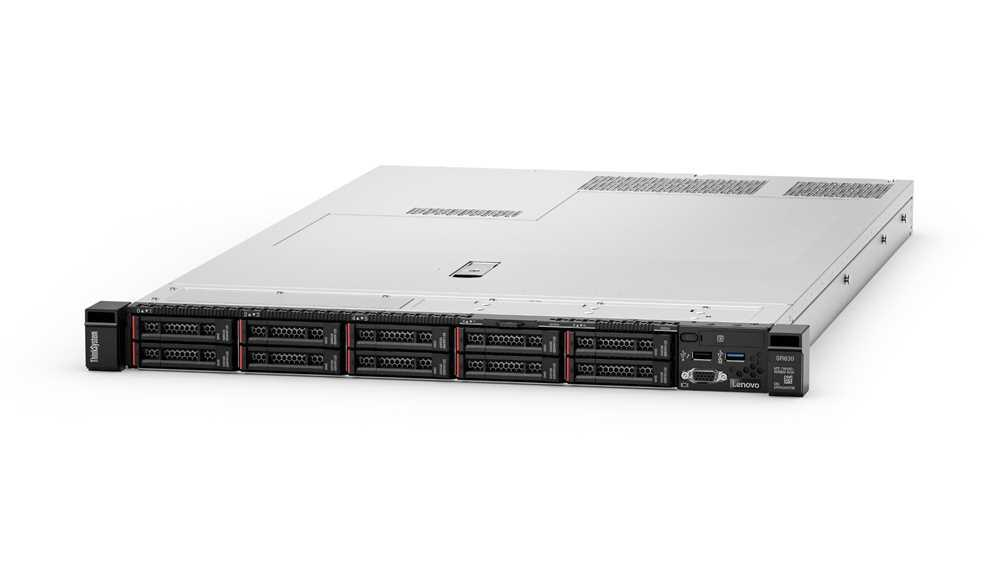 Сервер Lenovo ThinkSystem SR630 MLK (7X02A0ELEA)