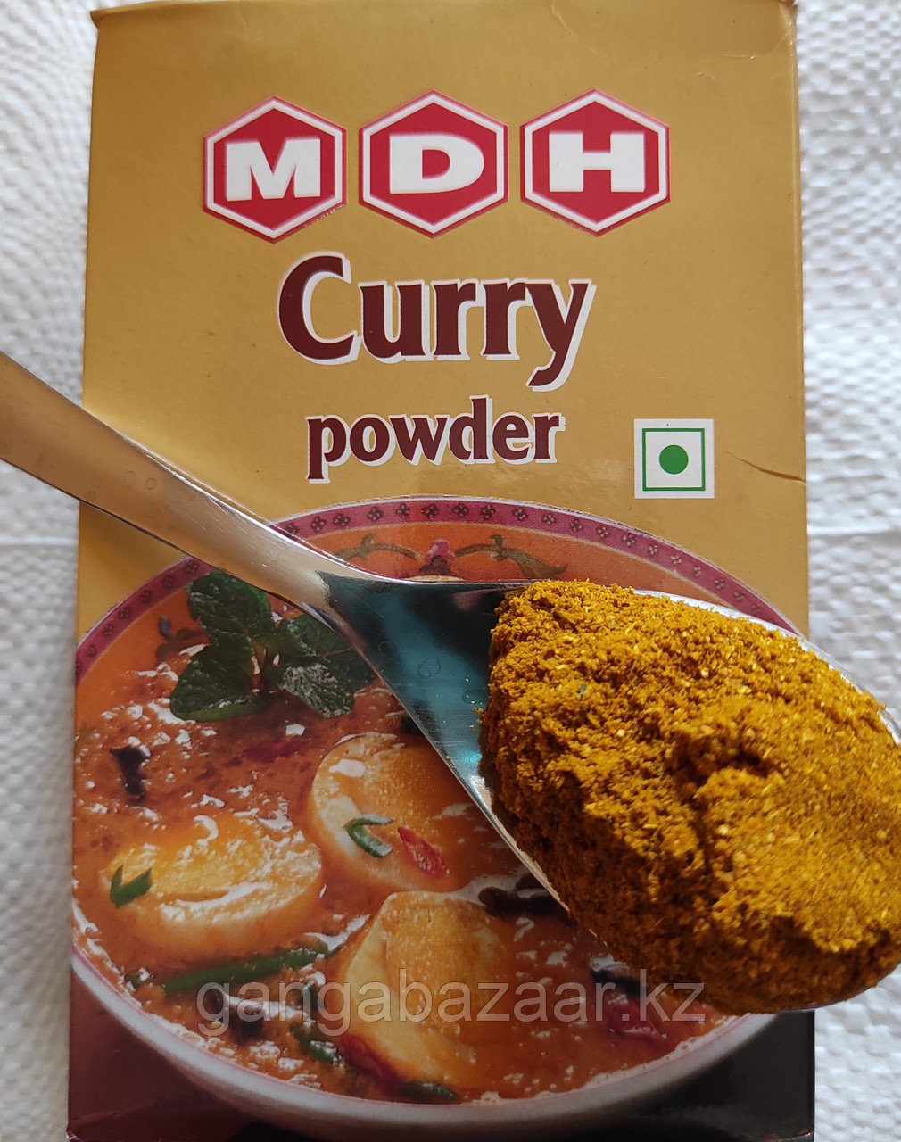 Карри - индийская приправа из смеси специй (Curry Powder, MDH), 100 гр