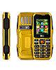 Мобильный телефон BQ-1842 Tank mini желтый