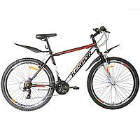Горный велосипед Kespor 27,5 Harlan steel, бело-серо-красный