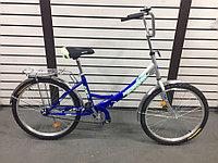 Складной велосипед Kespor FS 24-1 sp Синий