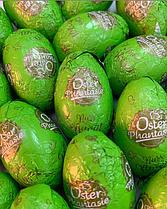 Шоколадные яйца Oster Phantasie Nuss Nugat 1кг (зелёные)