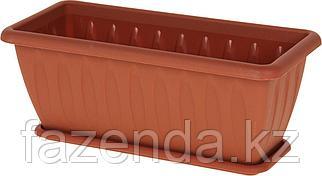 Горшок балконный навесной Фелиция 40 см