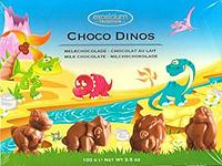 Шоколадные конфеты Choco Dinos 100 гр