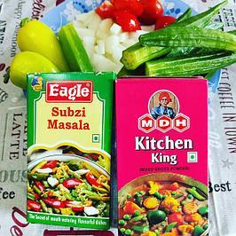 Специи для овощных блюд