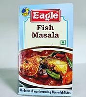 Фиш масала (Fish Masala, Eagle) - индийская смесь специй для рыбы, 100 гр