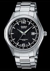 Оригинальные наручные часы Casio Edifice EF-121D-1A. Kaspi RED. Рассрочка