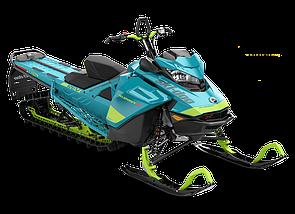 Снегоход Ski-Doo SUMMIT X 165 850 E-TEC SHOT бирюзовый 2020