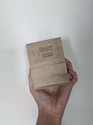 Камни для виски, 6 шт