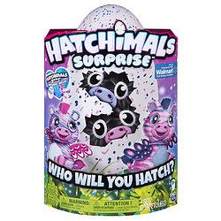 Hatchimals Интерактивная игрушка Хатчималс - Близнецы - Поросята