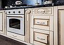 ВЕРОНА кухонный гарнитур, прямая, крем, фото 5